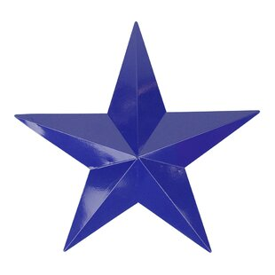 Country Rustic Star Indoor Outdoor Wall Decoration