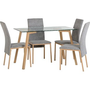 dining table sets, kitchen table & chairs | wayfair.co.uk 4 Chair Dining Table