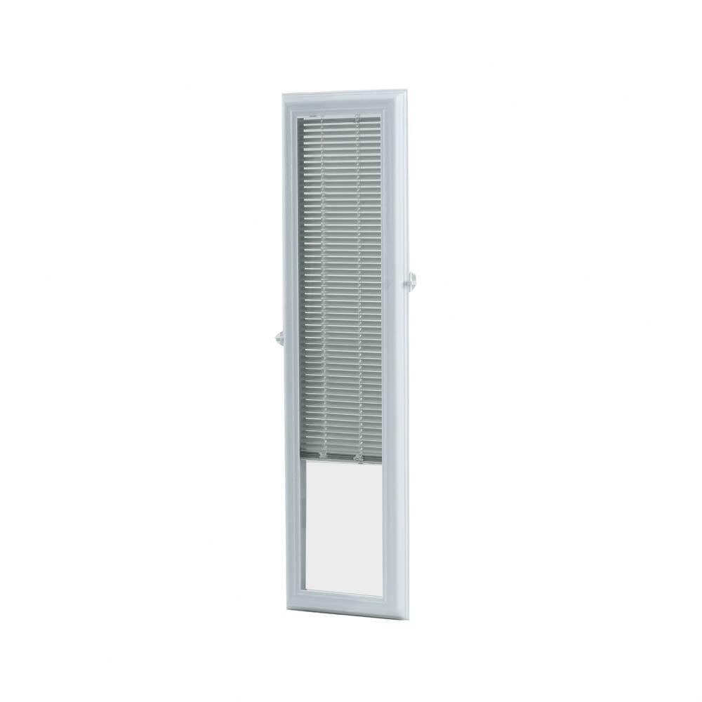 Zabitat Add On Enclosed Door White Venetian Blind