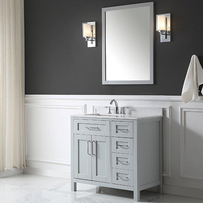 Ove Decors Tahoe 36 Quot Single Bathroom Vanity Set With