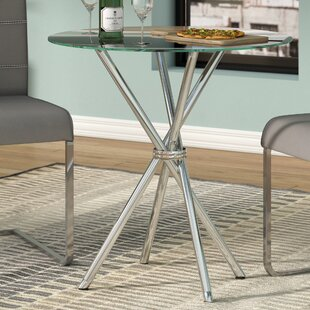 Vince Glass Dining Table