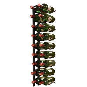 Epicureanist 18 Bottle Wall Mounted Wine Bottle Rack by Vinotemp