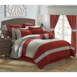 Lorde 25 Piece Comforter Set