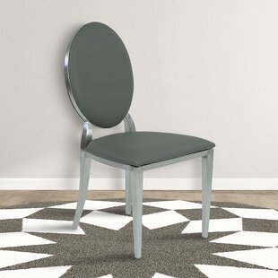 Ambrosius Contemporary Dining Side Chair (Set of 2)