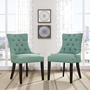Olive Green Dining Chair | Wayfair