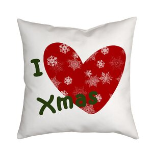 Holiday Treasures Throw Pillow