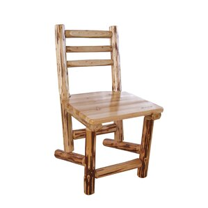 Rush Creek Solid Wood Dining Chair by Rush Creek