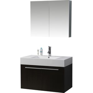 frausto 36 single bathroom vanity set