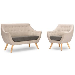 Aikin 2 Piece Living Room Set by Latitude Run