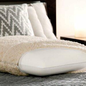 Sherpa & Luxury Bed Memory Foam Standard Pillow by Luxury Home