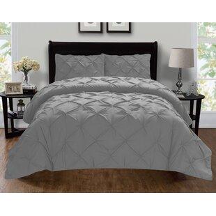 4bc37c8a28 Pintuck Bedding | Wayfair