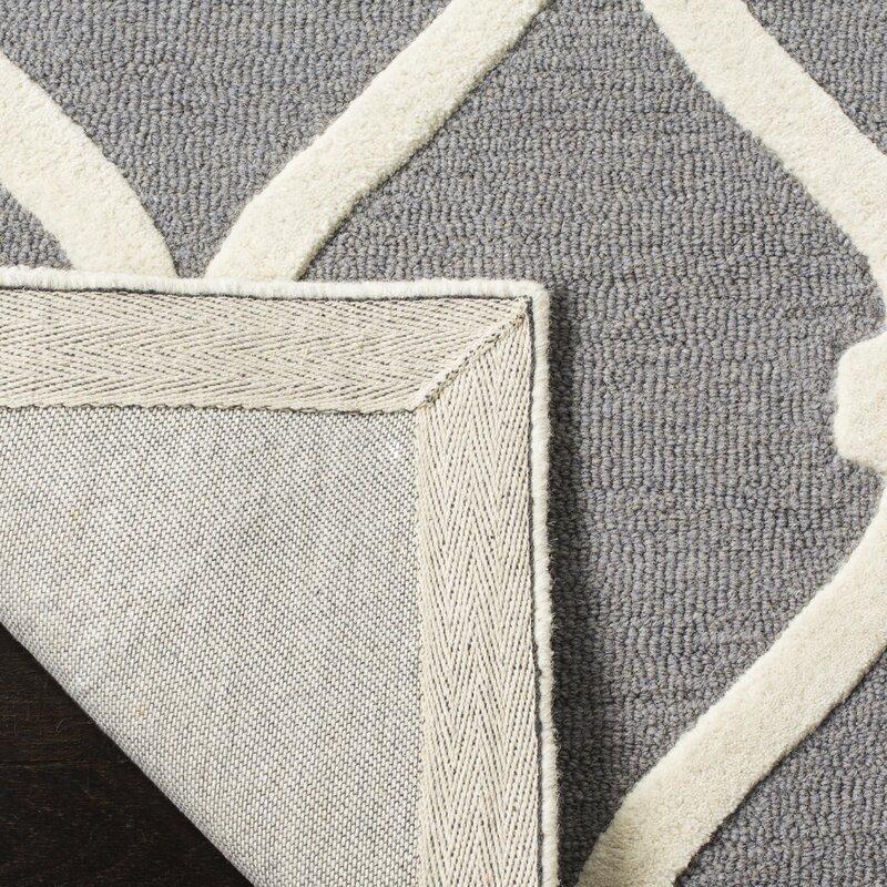 lily manor handgetufteter teppich deslauriers in. Black Bedroom Furniture Sets. Home Design Ideas