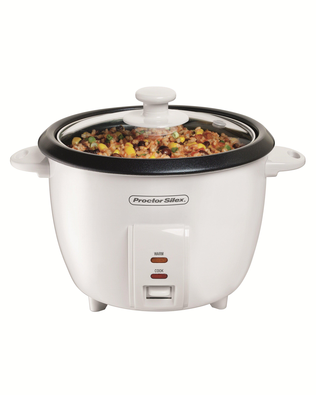 Proctor Silex 10 Cup Rice Cooker Reviews Wayfair