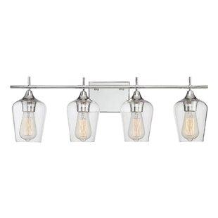 Bathroom vanity lighting staci 4 light vanity light aloadofball Images