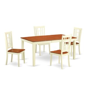 Cleobury 5 Piece Dining Set