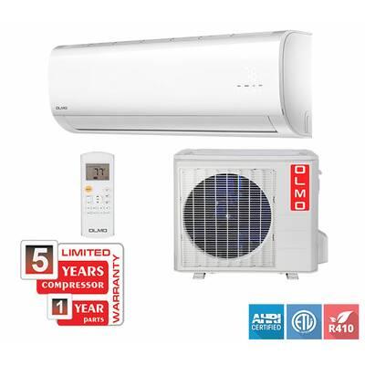 Alpic 9 000 Btu Ductless Mini Split Air Conditioner With Remote