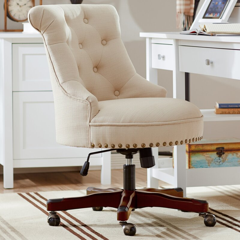 three posts eckard desk chair & reviews | wayfair