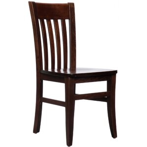 Besse Solid Wood Dining Chair (Set of 2) by Red Barrel Studio
