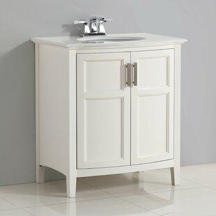 Exceptionnel Round Bathroom Vanity | Wayfair
