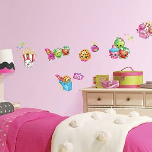Shopkins Peel And Stick Wall Decals Part 80