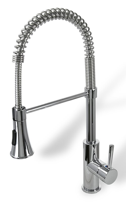 Kts Tc Kitchen Faucet Brushed Nickel