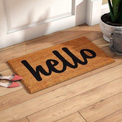 Monogrammed Floor Mats >> Door Mats You'll Love | Wayfair