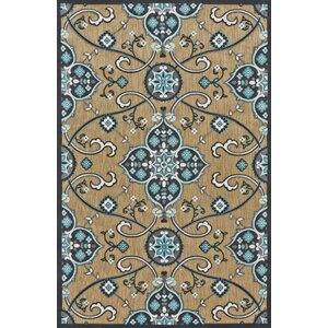 Southview Blue/Beige Indoor/Outdoor Area Rug