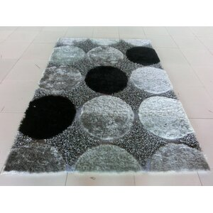 Aysegul Black/Gray Area Rug