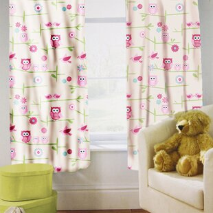 fd38d70ad542 Animals Curtains You'll Love | Wayfair.co.uk