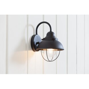 Save  sc 1 st  Wayfair & Outdoor Wall Lighting u0026 Barn Lights Youu0027ll Love | Wayfair