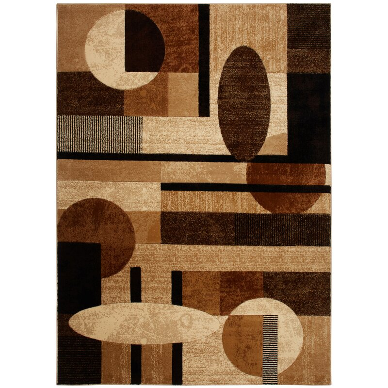 Zipcode Design Nolan Patterned Tan Area Rug Reviews Wayfair Stunning Patterned Area Rugs