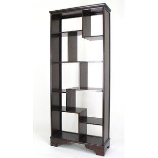 High Quality 10 Compartment Geometric Cube Unit Bookcase