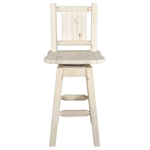 Abella 24 Swivel Bar Stool