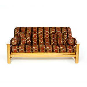 Boulder Box Cushion Futon Slipcover by Lifes..