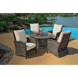 Fire Pit Set With Chairs | Wayfair