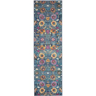 Shortwood Denim Indoor Area Rug