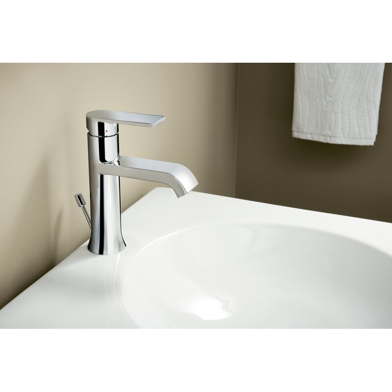 Pfister Venturi 4 in. Centerset 2 Handle Bathroom Faucet in Spot homedepot.com p Pfister4 inBathroom Faucet 300721641