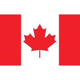 720cab77d5ea Canada Nylon 3 x 5 ft. Flag