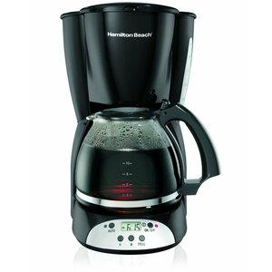 12-Cup Digital Coffee Maker