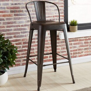 Lucinda 25.59 Bar Stool (Set of 4)