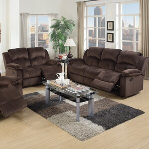 Infini Furnishings 2 Piece Living Room Set Image