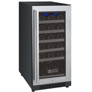 30 Bottle Flexcount Series Single Zone Freestanding Wine Cooler by Allavino
