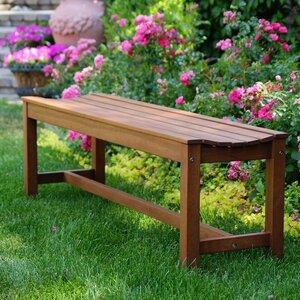 Tovar Solid Wood Picnic Bench
