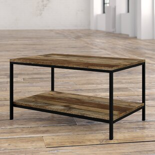 17 Stories Longshore Coffee Table With Storage Wayfair Co Uk
