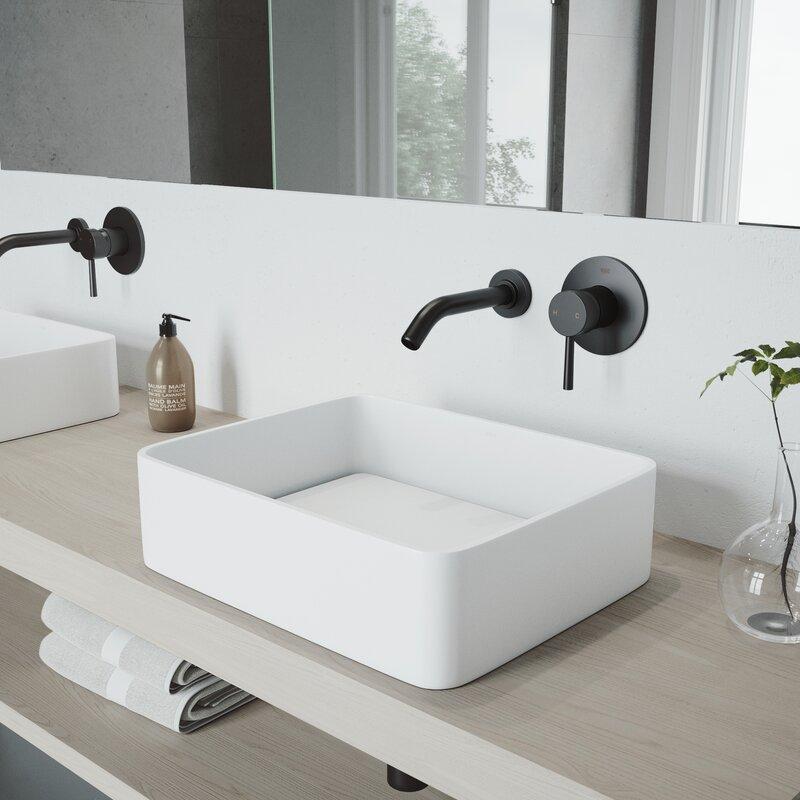 Genial Olus Wall Mounted Bathroom Faucet