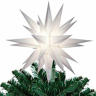 12 Moravian Star Lamp