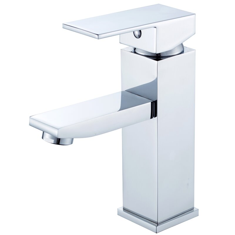 MTDVanities Atlantis Lever Handle Single Hole Bathroom Faucet | Wayfair