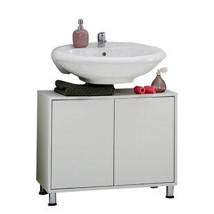 Nice Saragoza 70cm Free Standing Under Sink Storage