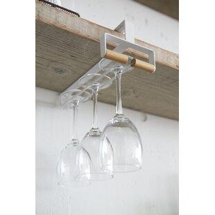 Bermondsey Under Shelf Wine Glass Rack