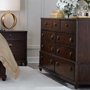 Virage 9 Drawer Dresser By Stanley Furniture